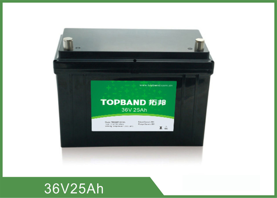 Long Cycle Battery 36V 25AH Rechargeable Lithium Ion Battery