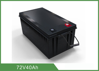 72V 40Ah RV Camper Battery Deep Cycle With Short - Circuit Production Function